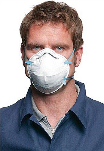 Protezione appannamento maschera 8810SV FFP2NRD m, valvola B, 10 x AGW-valore 3 m EN149:2001 + A1: 2009,5 pcs