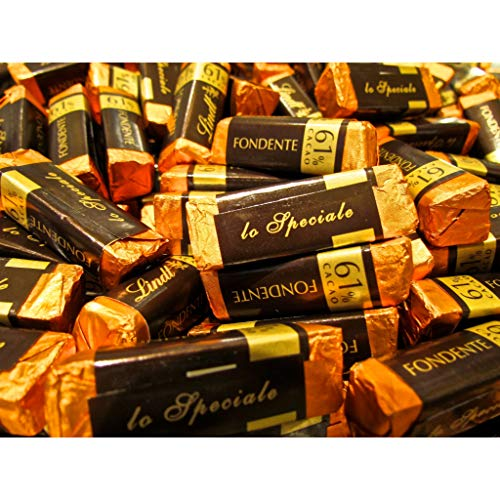 Praline Lindt L'Intenso Cioccolatini Fondente 61% da 500gr.