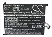 3840mAh battery for LENOVO Ideapad S2007 S2007a S2007A-D 1ICP04/45/107-2 L10M2P21 L10M2P22 Tablet Battery