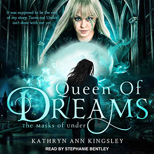 Queen of Dreams cover art