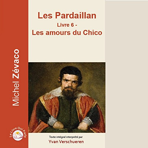 Les amours du Chico audiobook cover art