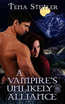 A Vampire's Unlikely Alliance (Demon's Witch Series Book 3) by [Tena Stetler]