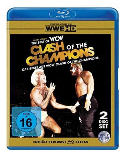 WWE-WCW Clash Of The Champio [Blu-ray]