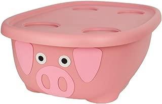 Prince Lionheart Tubimal Infant & Toddler Tub Lid and Hammock, Pig