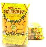 Altramuces Saladitos 5 packs de 4 bolsitas de 100 g