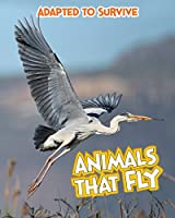 Adapted to Survive: Animals That Fly (Read Me!: Adapted to Survive)
