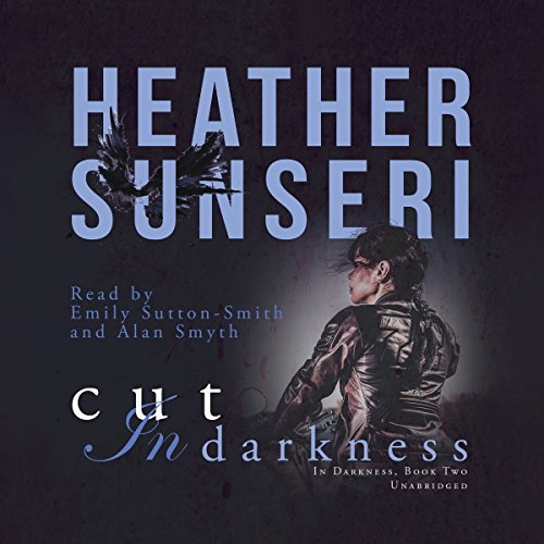Cut in Darkness audiobook cover art