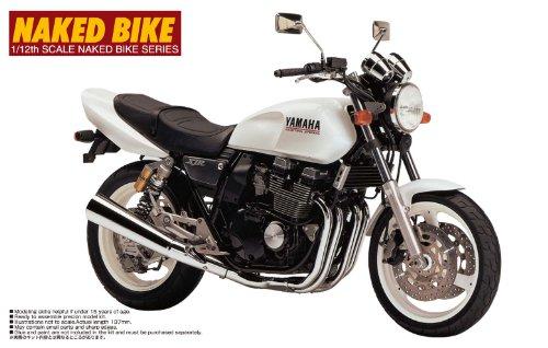 1/12 ネイキッドバイク No.45 YAMAHA XJR400S カスタムパーツ付