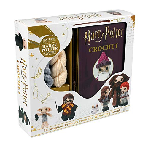 Compare Textbook Prices for Harry Potter Crochet Crochet Kits  ISBN 9781684128877 by Collin, Lucy