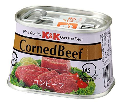K&K コンビーフ
