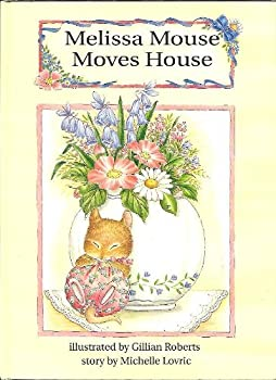 Melissa Mouse Moves House 0681454415 Book Cover