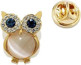 Or Broche Aigle Mariage Pin Collier Boucle Accessoire Fierce Bijoux