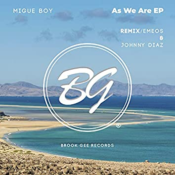 As We Are EP