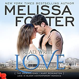 Read, Write, Love     The Remingtons, Book 5              By:                                                                                                                                 Melissa Foster                               Narrated by:                                                                                                                                 B.J. Harrison                      Length: 9 hrs and 9 mins     42 ratings     Overall 4.9