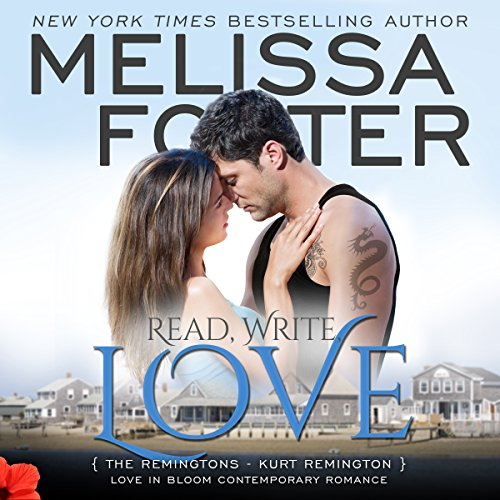 Read, Write, Love audiobook cover art