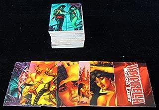 vampirella trading cards
