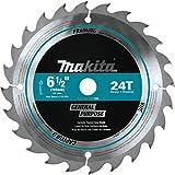 Makita T-01404 24T Framing Carbide-Tipped Saw Blade, 6-1/2'