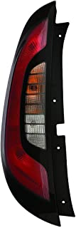 Fits Kia Soul 14-16 Tail Light Assembly Clear Type Driver Side (NSF Certified)