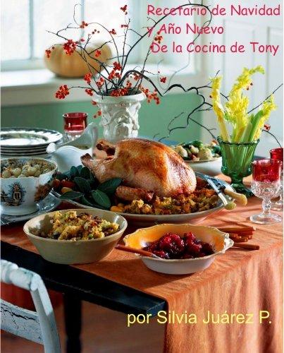 Recetario de Navidad y Año Nuevo