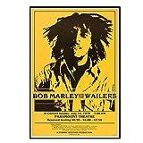 DrCor Bob Marley The Wailers Paramount Theater Konzert