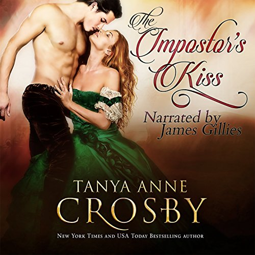 The Impostor's Kiss audiobook cover art