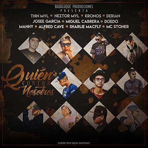 Varios Artistas feat. Josee Garcia, Kronos, Mc Stoner, Manhy, Alfred Cave, Sharlie Macfly & Thin MVL