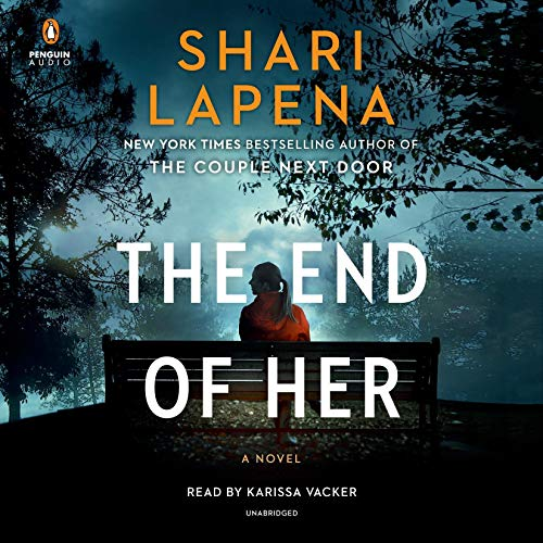 Couverture de The End of Her