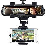 Best Pda Smartphones - Universal Smartphone Holders Car Rear View Mirror Mount Review