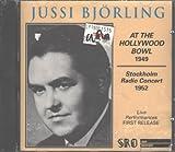Jussi Bjorling: At the Hollywood Bowl, 1949 /...