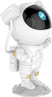 star projector رائد فضاء النجوم ضوء العارض مع جهاز التحكم عن بعد/توقيت/توقيع 180 درجة رائد فضاء ليلة ضوء العارض، كبير رمية...
