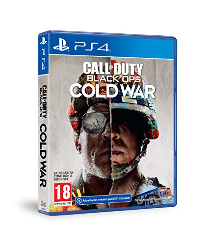 Call of Duty: Black Ops Cold War - Import espagnol [Edizione: Francia]