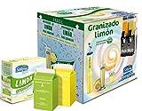 Granizado (1+4) - 6 Brik de 1 Litro concentrado - 30 Litros de granizado terminado. (Limón)