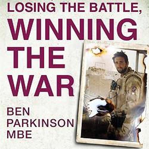 Losing the Battle, Winning the War cover art