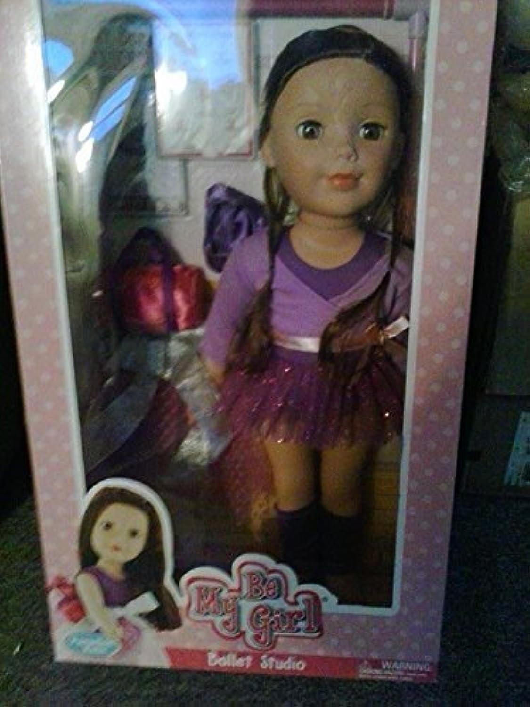 compra limitada Be My Girl Ballerina Studio Studio Studio with 18 Doll by Paradise Kids  compras de moda online