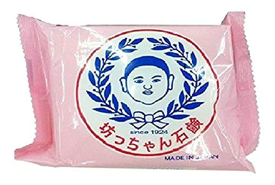 エイリアスご近所アンティーク【まとめ買い】坊っちゃん石鹸 釜出し一番 175g ×6個