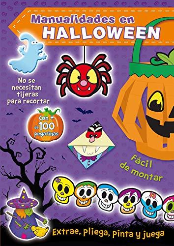 Manualidades De Halloween 1: 23 (Base Kids)