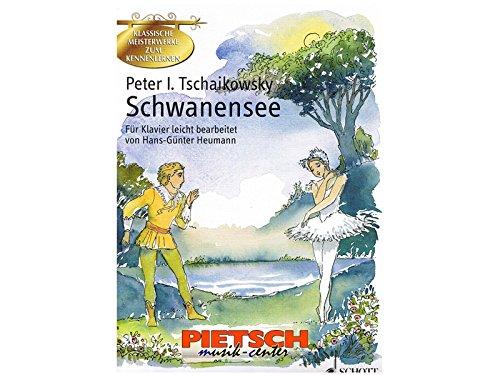 Schwanensee, leichte Bearbeitungen für Klavier