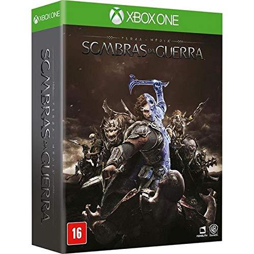 SOMBRAS DA GUERRA EDLIMITADA XBOX ONE