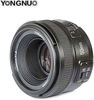 Lente estándar de Yongnuo YN50mm f1.8N AF/MF para Nikon D7100D5500D810a D800