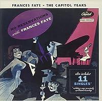 Frances Faye-No Reservations-the Cap