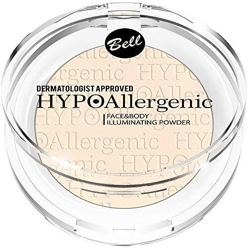 BYS Maquillage - Highlighter Poudre Visage & Corps Hypoallergénique