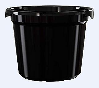 Reko REKO430.01 Black Round Plastic Growers Pot- 430mm
