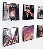 IEEK Vinyl Record Shelf Wall Mount