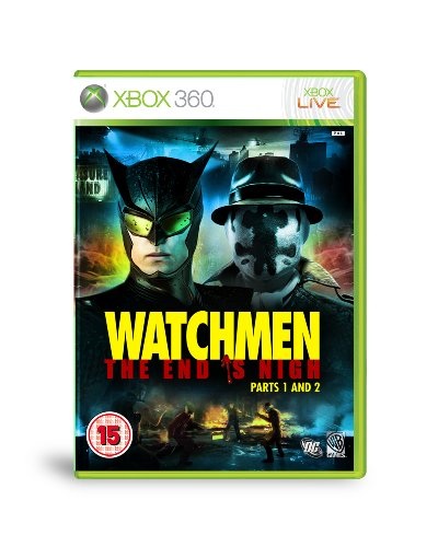 Watchmen: The End is Nigh - Parts 1 and 2 (Xbox 360)