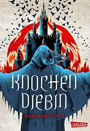 Knochendiebin (Die zwölf Kasten von Sabor 1): Packend-düsterer Fantasy-Roman für Jugendliche und alle, die »Die rote Königin« lieben