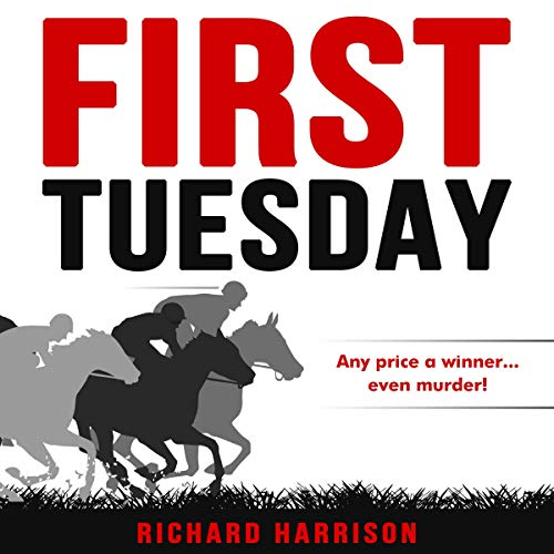 First Tuesday audiobook cover art