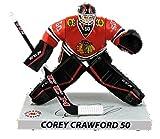 NHL Chicago Blackhawks Corey Crawford Player Replik -