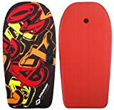 Best Body Board For Kids - Schildkrot Funsports Kids Bodyboard, Multi-Colour, Large Review
