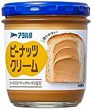 アヲハタ ピーナッツクリーム 140g×3個