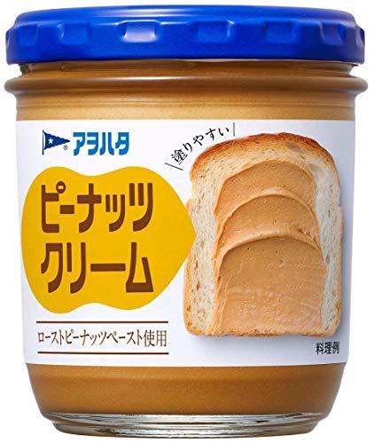アヲハタピーナッツクリーム140g×3個